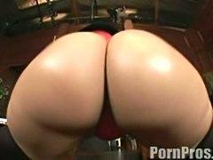 Slutty Pinky wants every inch of huge black cock
