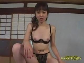 japanese domina and her slave.