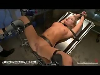 Humble blonde gets anal and facial treatment  free