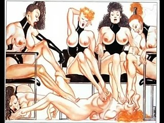Foot and big breast fetish art  free