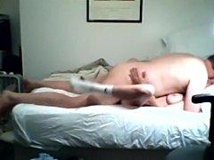 Wife having orgasm