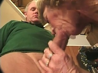 Granny and Grandpa in Love
