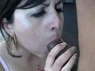Boquete cremoso - esporrando na boca toda  free