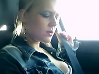 Squirt in car - xHamster.com