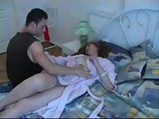 Horny russian mom  free