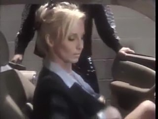Blonde bussines babe fucking in mercedes car  free