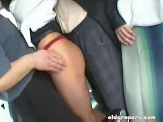 Brunette groped on bus and fucked (2 of 4)  free