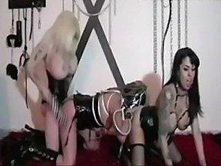Sabrina Sabrok's Girls masturbation sado bondage fetish
