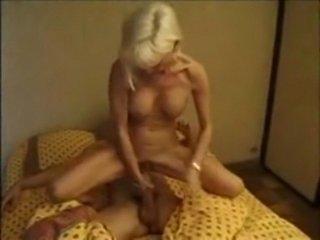 Stepmother fucking son while husband sleeps  free