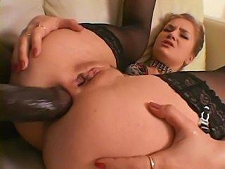 Bbc gives masha a anal creampie  free