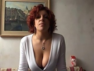 Maria - ti prego... dammelo (natural busty amateur) part 1  free