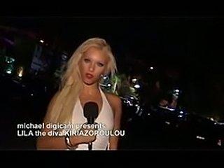 Liza Kiriazopoulou Greek Model