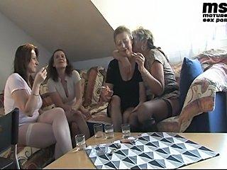 Lori (43), Thara (41), Alena (50), Karli (47)