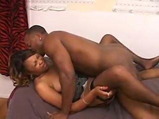 Ebony mature get pounded  free