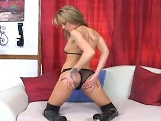 Holly Wellin kinky boot sex