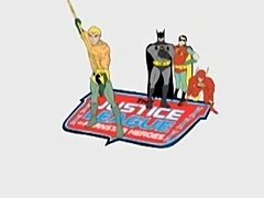 parody of Justice League
