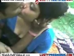 Bengali couple having sex outdoor video clip