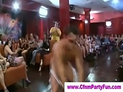 Ordinary babes at amateur cfnm party  free