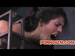Slave lavender bdsm torments in chains  free
