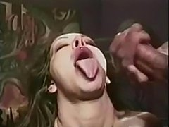 Sophia Ferrari interracial brunette dp anal italian classic vintage retro...